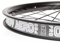 "BSD ""Aero Pro X Back Street Pro Cassette"" Rear Wheel - Male Axle"