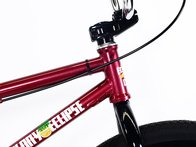 "Colony Bikes ""Eclipse 24"" 2018 BMX Cruiser Bike - Metal Red 