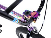 "Colony Bikes ""Sweet Tooth"" 2018 BMX Bike - Dark Metal Purple/Rainbow"