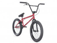 "Cult ""Control B"" 2018 BMX Rad - Red"