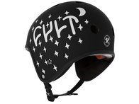 "Cult X S1 ""Retro Lifter"" Helmet - Black"