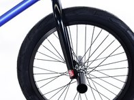 "Division BMX ""Brookside"" 2018 BMX Bike - Matte Blue/Polished"
