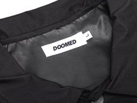 "Doomed Brand ""Hate Us Coach"" Jacke - Black"