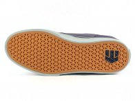 "Etnies ""Marana Vulc"" Shoes - Grey/Orange (Aaron Ross)"