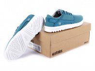 "Etnies ""Scout"" Footwear - Kids - Blue / White"