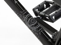 "Fiend BMX ""Type A+"" 2018 BMX Rad - Freecoaster 