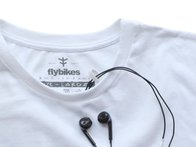 "Flybikes ""College Pocket"" T-Shirt"