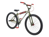 "GT Bikes ""Street Performer Heritage 29"" 2020 BMX Cruiser Bike - Camo/Black/Red 