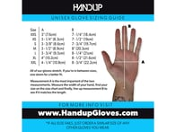 "Handup ""Most Days Miami Dos"" Gloves - Black/Pink"