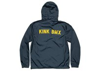 "Kink Bikes ""Breach"" Windbreaker Jacket - Navy"