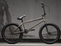 "Kink Bikes ""Gap XL"" 2021 BMX Bike - Gloss Raw Copper"