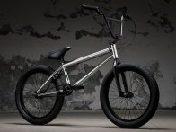 "Kink Bikes ""Launch"" 2018 BMX Rad - Chrome"
