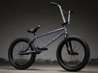 "Kink Bikes ""Liberty"" 2019 BMX Bike - Matte Blacksmith Blue"