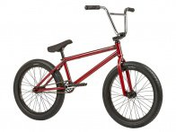 "Mankind Bike Co. ""Libertad 20"" 2019 BMX Bike - Trans Red"