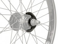 "Mankind Bike Co. ""Prometheus Freecoaster"" Rear Hubguard - Driver Side"
