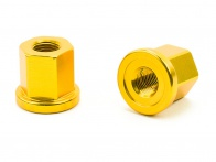 "Mission BMX ""Alloy 10mm"" Axle Nuts"