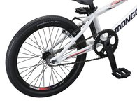 "Mongoose ""Title Elite Pro XXL"" 2019 BMX Race Rad - White"