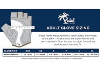 "Pedal Palms ""Palmer"" Short Finger Gloves"
