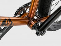 "Radio Bikes ""Ceptor 26"" 2018 BMX Cruiser Rad - Translucent Copper 