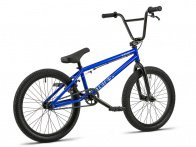 "Radio Bikes ""Dice 20"" 2018 BMX Bike - Metallic Blue"