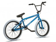 "Radio Bikes ""Evol"" 2018 BMX Rad - Metallic Blue"