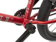 "Radio Bikes ""Evol"" 2019 BMX Rad - Matt Metallic Red"