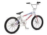 "SE Bikes ""PK Ripper Super Elite"" 2017 BMX Race Rad - High Polish Silver"
