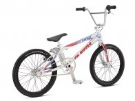 "SE Bikes ""PK Ripper Super Elite"" 2018 BMX Race Bike - High Polish Silver"