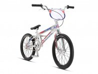 "SE Bikes ""PK Ripper Super Elite"" 2018 BMX Race Rad - High Polish Silver"