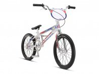 "SE Bikes ""PK Ripper Super Elite XL"" 2017 BMX Race Bike - High Polish Silver"