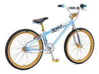 "SE Bikes ""STR-26 Quadangle"" 2019 BMX Cruiser Bike - 24 Inch"