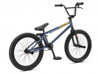 "SE Bikes ""Wildman"" 2018 BMX Bike - Blue Spark"