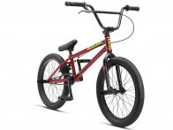 "SE Bikes ""Wildman"" 2018 BMX Rad - Red Metal"