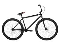 "Subrosa Bikes ""Salvador 26"" 2019 BMX Cruiser Rad - Satin Black On Black 