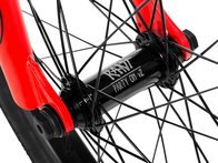 "Subrosa Bikes ""Salvador FC"" 2019 BMX Rad - Satin Fury Red 