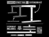 "Subrosa Bikes ""Street Rail"" Extension Kit"