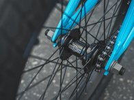 "Sunday Bikes ""Blueprint"" 2019 BMX Rad - Gloss Surf Blue"