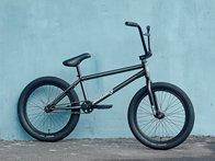 "Sunday Bikes ""EX Chris Childs"" 2019 BMX Bike - Matte Translucent Black"