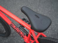 "Sunday Bikes ""Forecaster Brett Silva"" 2019 BMX Bike - Matte Fire Red 