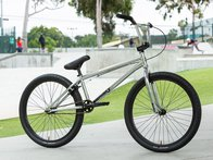 "Sunday Bikes ""Model C 24"" 2020 BMX Cruiser Bike - Chrome 