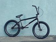 "Sunday Bikes ""Scout"" 2019 BMX Bike - Matte Black"