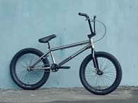 "Sunday Bikes ""Scout"" 2019 BMX Bike - Matte Raw"