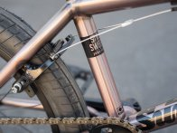 "Sunday Bikes ""Street Sweeper Jake Seeley"" 2018 BMX Rad - Trans Rose Gold 