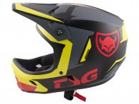 "TSG ""Advance Graphic Design"" Fullface Helm - Buzz-Yellow-Red"