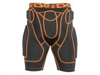 "TSG ""D30"" Crash Pants - Black/Orange"