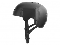 "TSG ""Evolution Youth Solid Color"" Helmet - Injected Black"