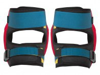 "TSG ""Force III"" Knee Pads - Red-White-Blue"