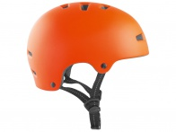 "TSG ""Nipper Mini Solid Color"" Helm - Satin Orange"