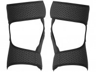 "TSG ""Patrol Air A"" Knee Pads - Grey/Black"