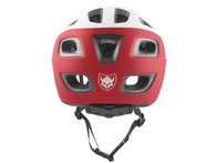 "TSG ""Seek Youth FR Graphic Design"" Helmet - Block Red-White"